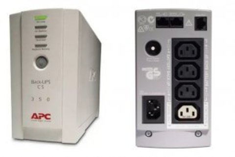 Источник бесперебойного питания BK350EI APC Back-UPS 350 ВА
