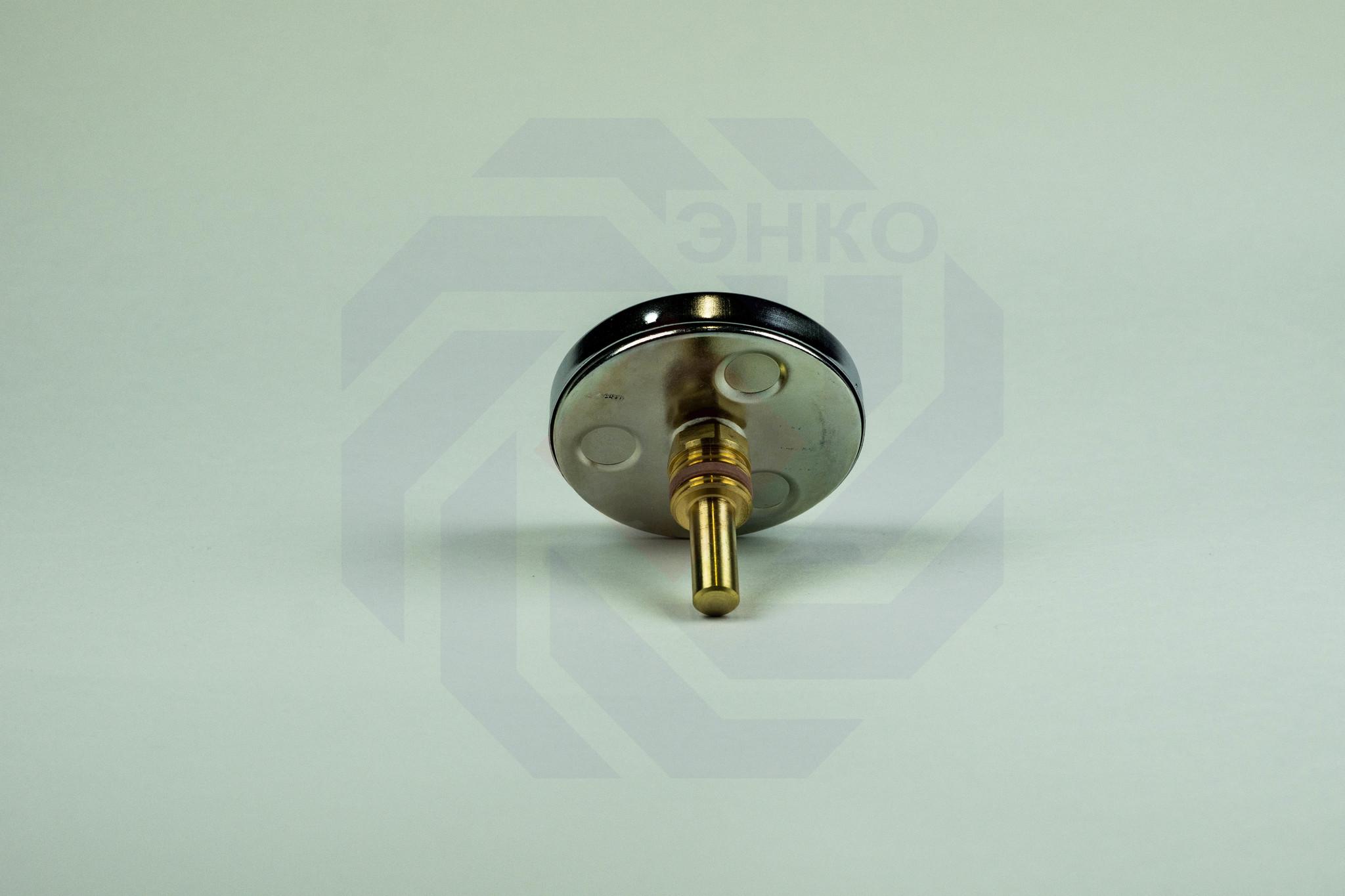 Термометр биметаллический аксиальный WATTS F+R801 SD 0-150 °С 80 мм ½