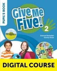 Mac Give Me Five! Level 2 DSB with Navio App an...