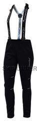 Женские лыжные брюки NordSki Premium Black 2020