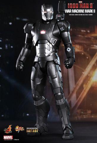 Iron Man 3 - War Machine Mark II Series Diecast