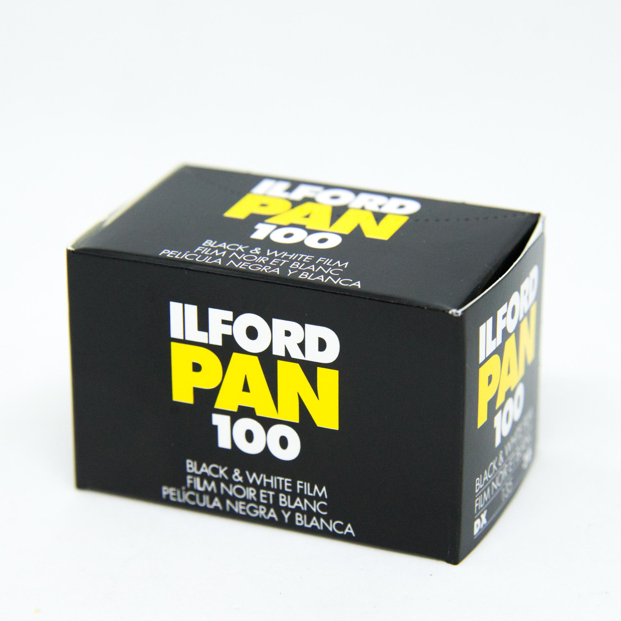 Фотопленка Ilford PAN 100/135-36