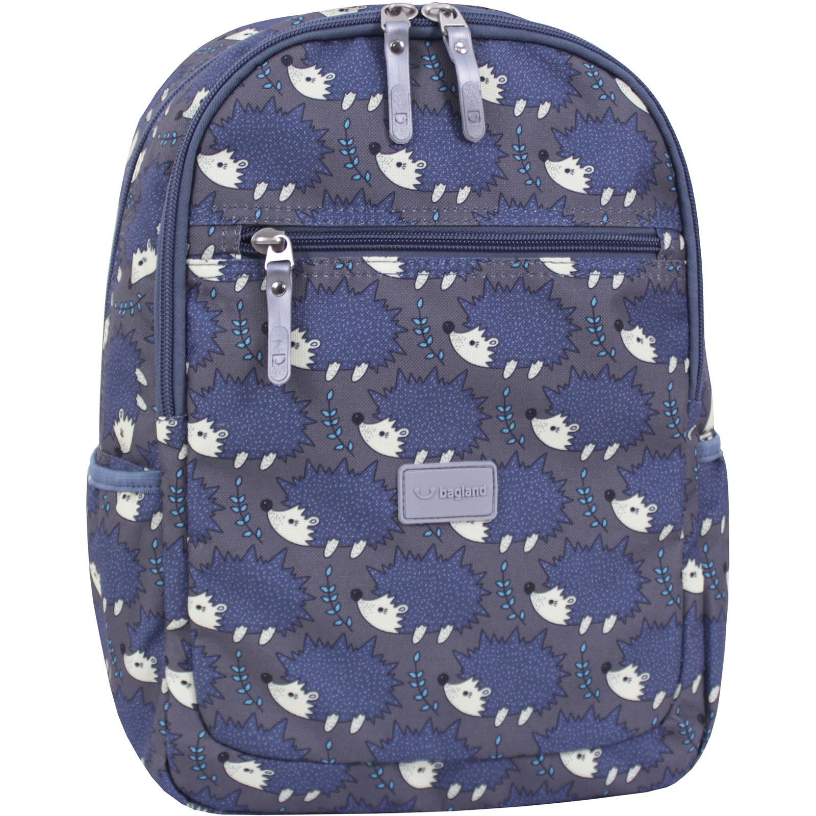 Маленькие рюкзаки Рюкзак Bagland Young 13 л. сублімація 481 (00510664) IMG_7494_суб.481_.JPG
