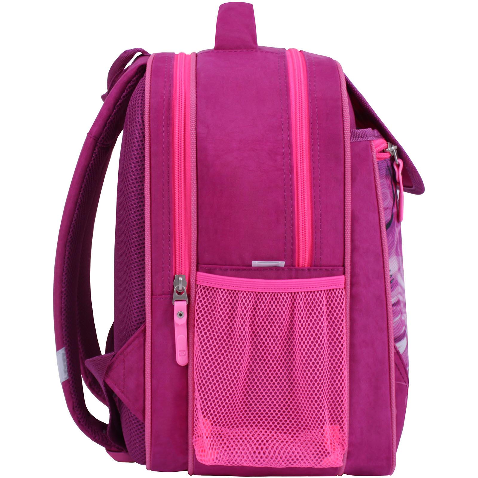Рюкзак школьный Bagland Отличник 20 л. Малиновый 615 (0058070) фото 2