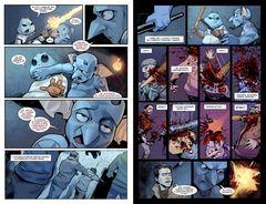 Зигги и Шмыг уничтожают вселенную BUBBLE