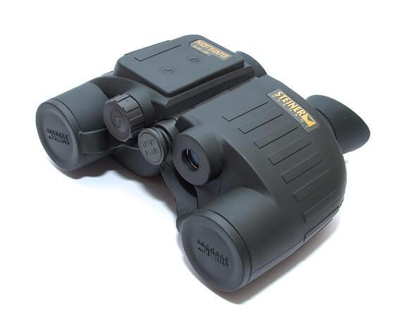 Бинокль Steiner Nighthunter 8x30 LRF с лазерным дальномером - фото 2