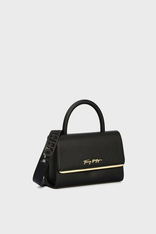 Женская черная сумка TOMMY MODERN BAR Tommy Hilfiger