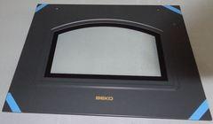 210441482 Внешнее стекло двери жарочного шкафа плиты Beko