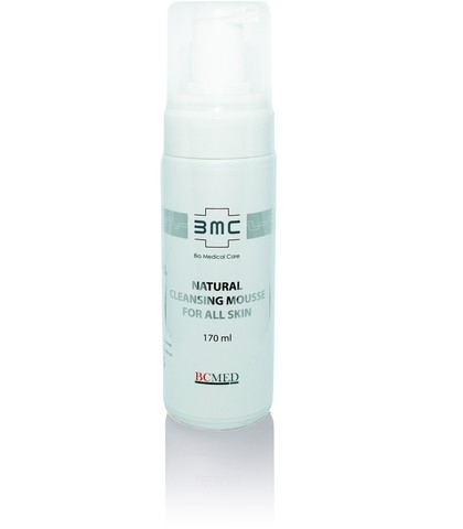 Пенка для умывания для всех типов кожи Natural Cleansing Mousse For All Skin