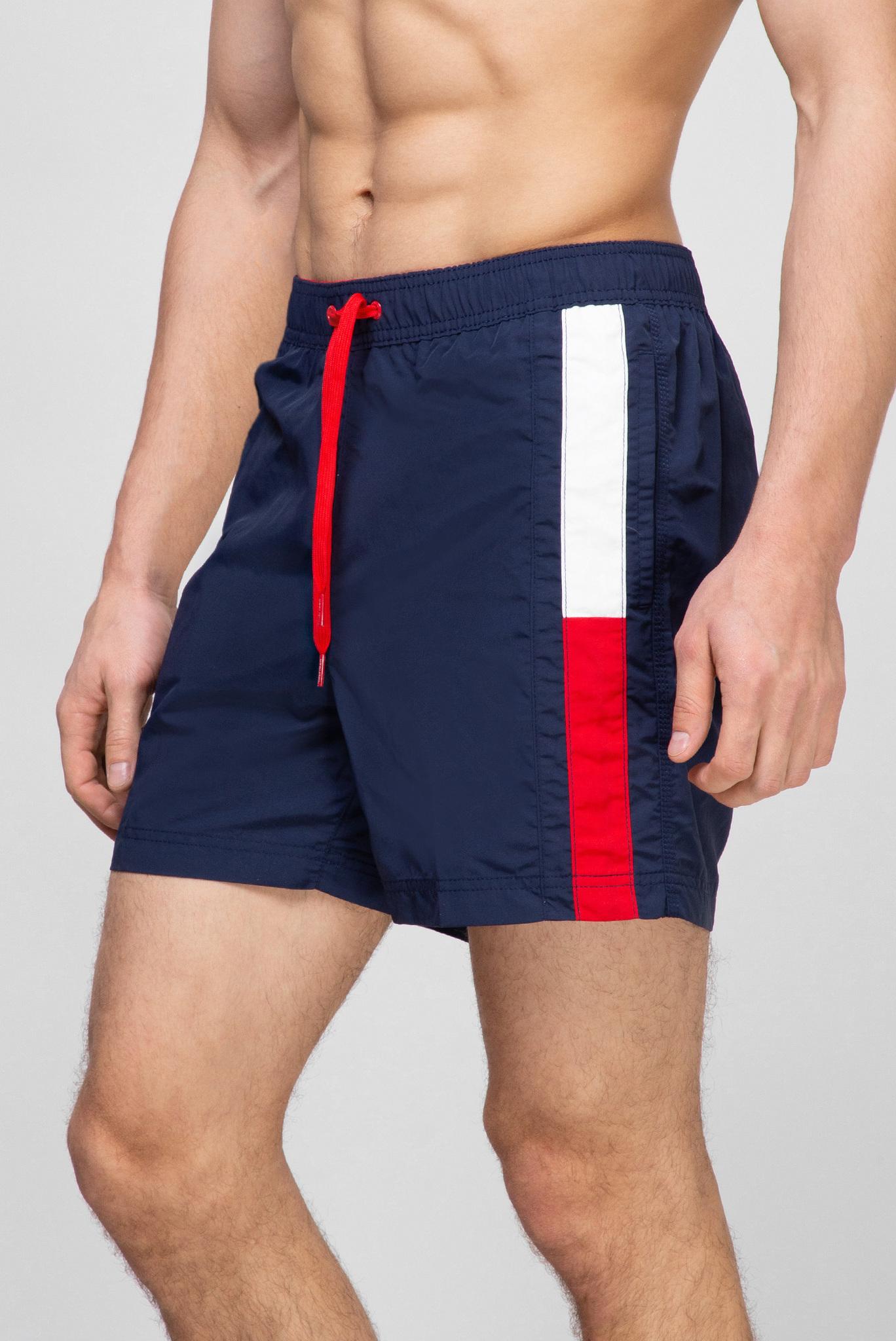 Мужские темно-синие плавательные шорты SF MEDIUM Tommy Hilfiger
