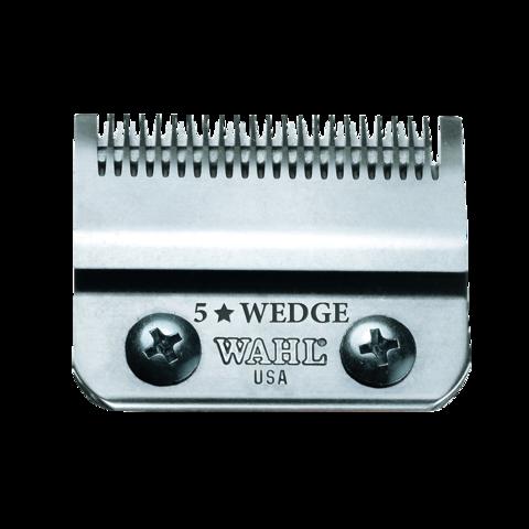 Машинка для стрижки Wahl Legend 5Star, сетевая, 8 насадок, золотая