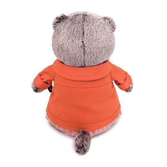 Басик в оранжевой куртке и штанах 22 см