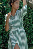 Длинная рубашка-платье B&B