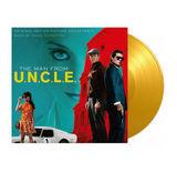 Soundtrack / Daniel Pemberton: The Man From U.N.C.L.E. (Coloured Vinyl)(2LP)