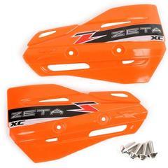Лопухи для защиты рук Zeta XC, оранж, ZE72-3109