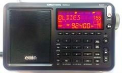Радиоприемник Grundig Satellit Edition