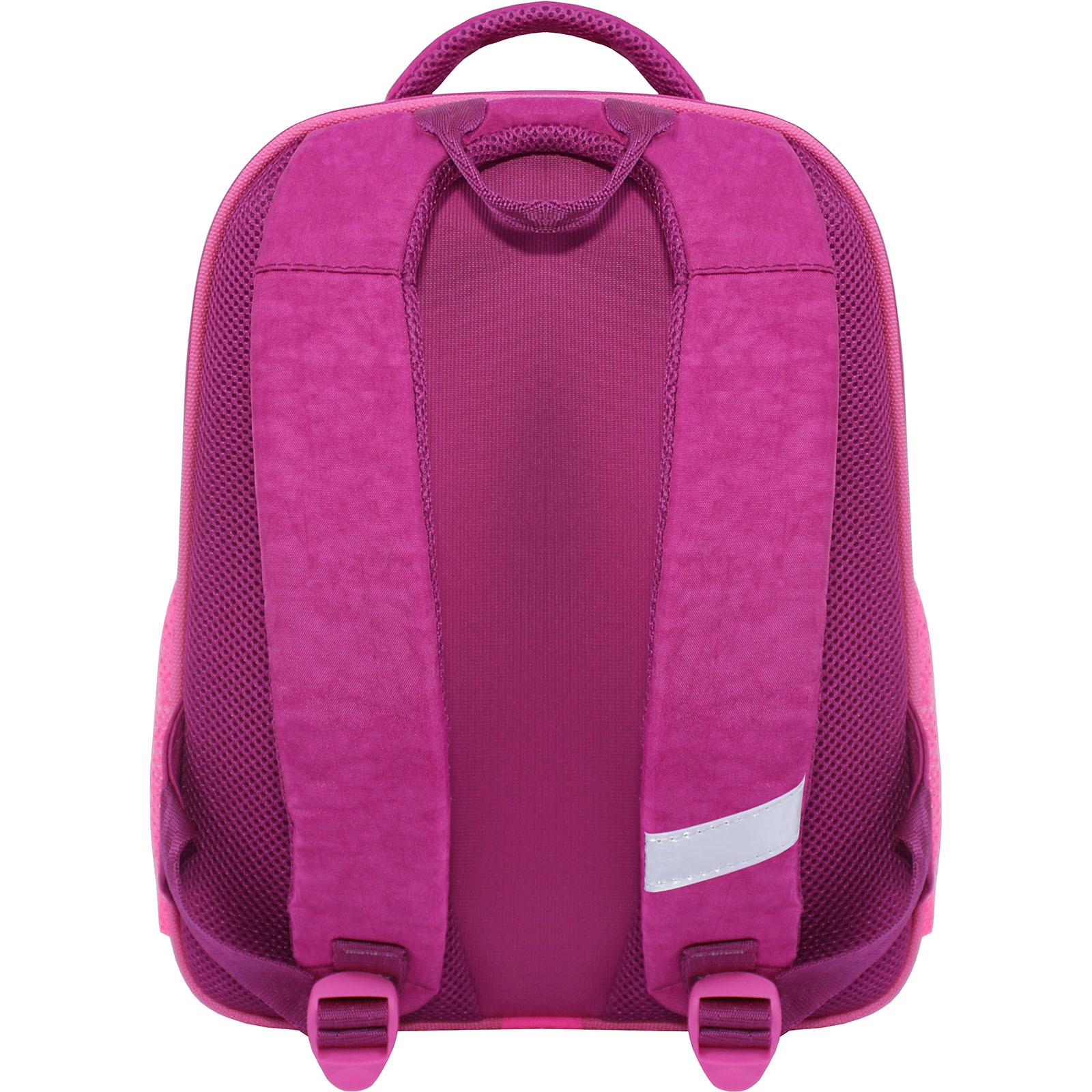 Рюкзак школьный Bagland Отличник 20 л. Малиновый 615 (0058070) фото 3