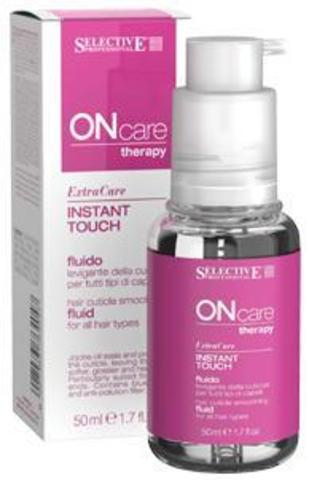 Флюид для разглаживания кутикулы всех типов волос, Selective Oncare Hydrate , 50 мл