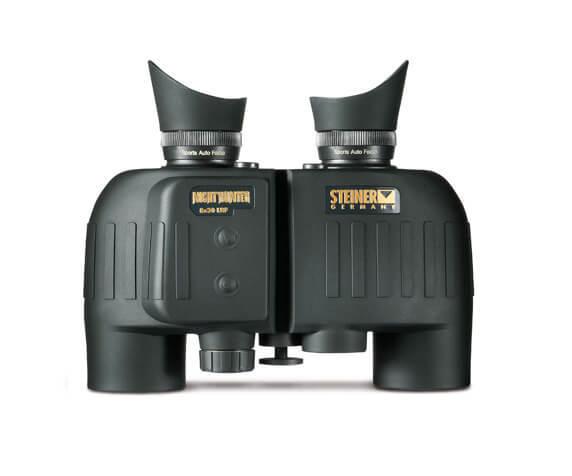 Бинокль Steiner Nighthunter 8x30 LRF с лазерным дальномером - фото 3