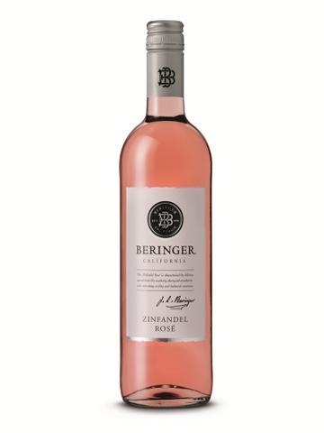 Beringer Classic California  Zinfandel Rose