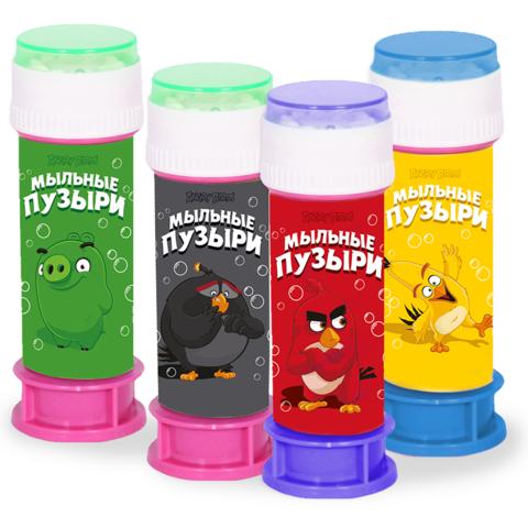Мыльные пузыри Angry Birds, 50 мл