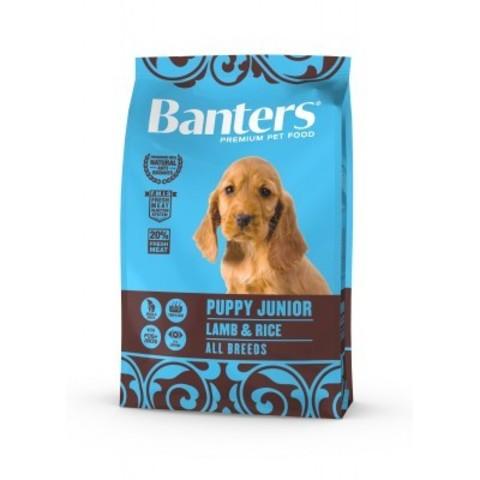 Banters Puppy Junior - 3 кг