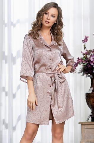 Рубашка-халат на пуговицах MIA-Amore MARGARET МАРГАРЕТ 8977