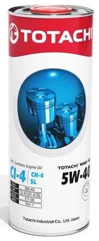 NIRO HD SYNTHETIC 5W-40 TOTACHI масло моторное синтетическое (1 Литр)