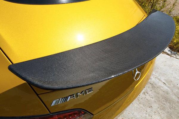 Спойлер карбоновый Edition 1 для Mercedes AMG-GTS