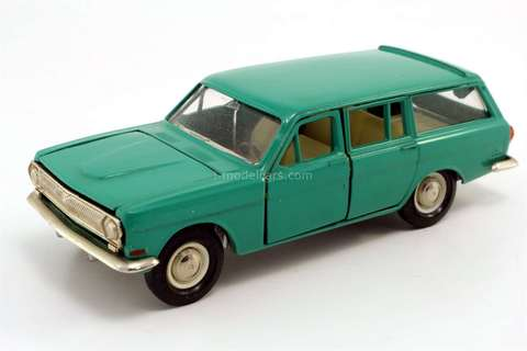 GAZ-24-02 Volga green Agat Tantal Made in USSR 1:43