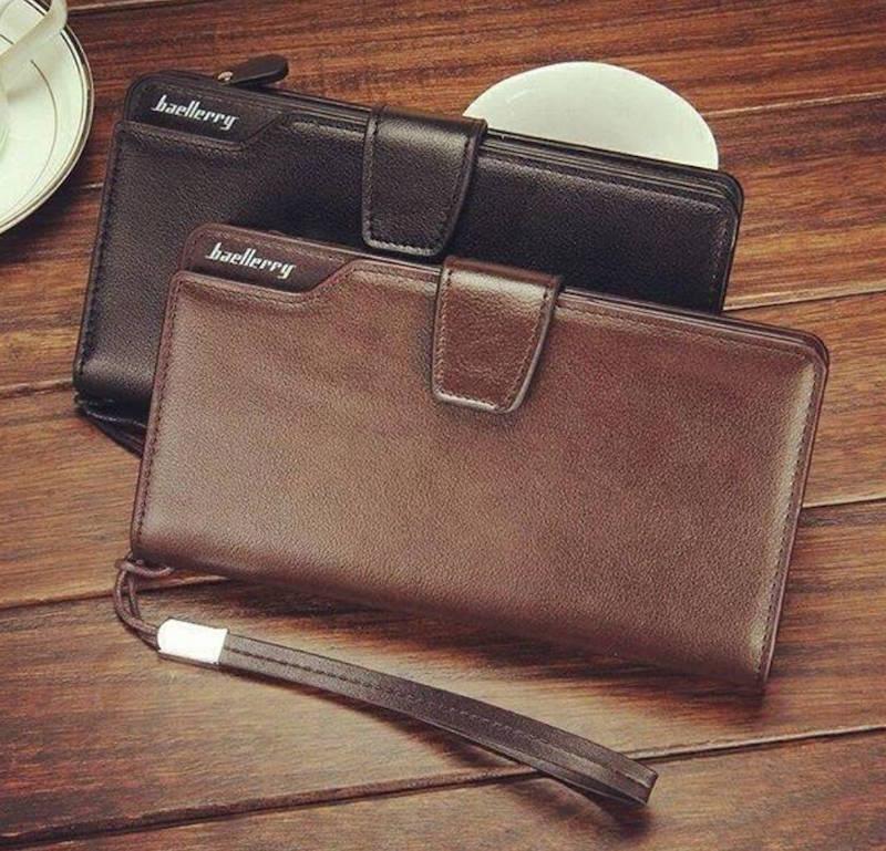 Товары для мужчин Мужское портмоне-клатч Baellerry 1037369_2.jpg