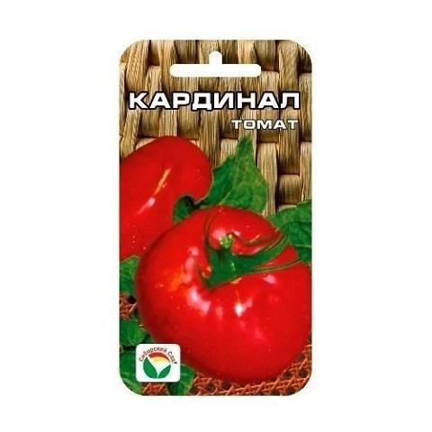Кардинал 20шт томат (Сиб сад)