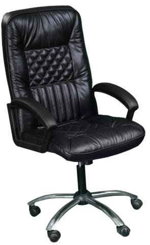 Кресло ФОРТУНА 5(7) кожзам атзек черный