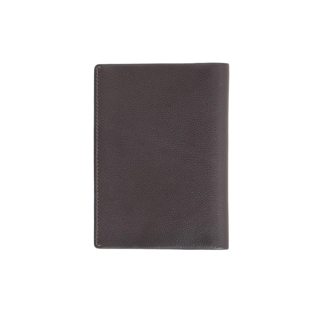 B123314R Castanho - Обложка для документов с RFID защитой MP