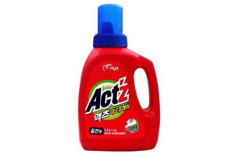 Гель для стирки белья Pigeon ACT'Z Deofresh (For Indoor Dryness), 1.4L