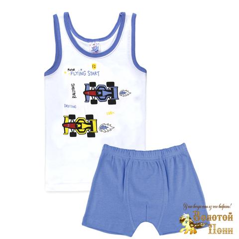 Комплект хлопок мальчику (2-10) 210317-У78090