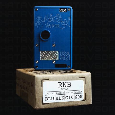 Billet Box RNB 2021
