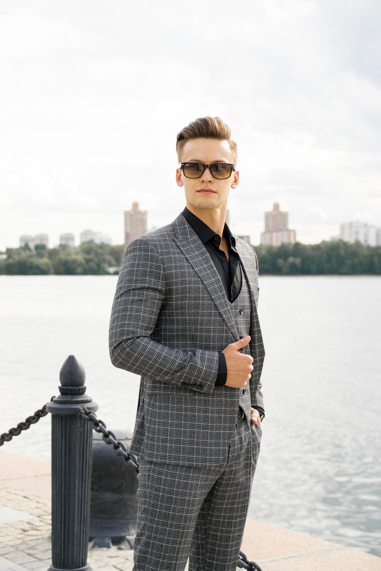 Мужские костюмы оптом Костюм мужской Slavasio DSC04389.JPG