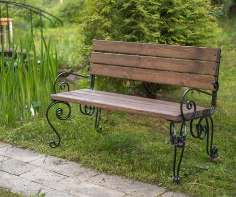 Садовая скамейка Praga 1,5 метра