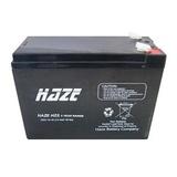 Аккумулятор HAZE HSC12-10 ( 10Ач 12В / 10Ah 12V ) - фотография