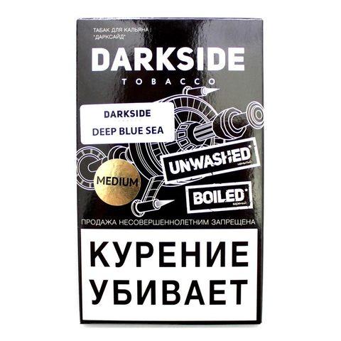Табак для кальяна Dark Side Medium 100 гр. Deep Blue Sea