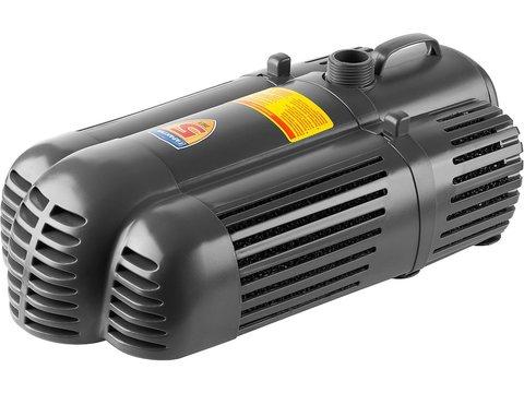 Насос фонтанный, ЗУБР ЗНФГ-50-3.4, для грязной воды, напор 3,4 м, насадки: колокольчик, гейзер, каскад, 85 Вт, 50 л/мин, ЗУБР