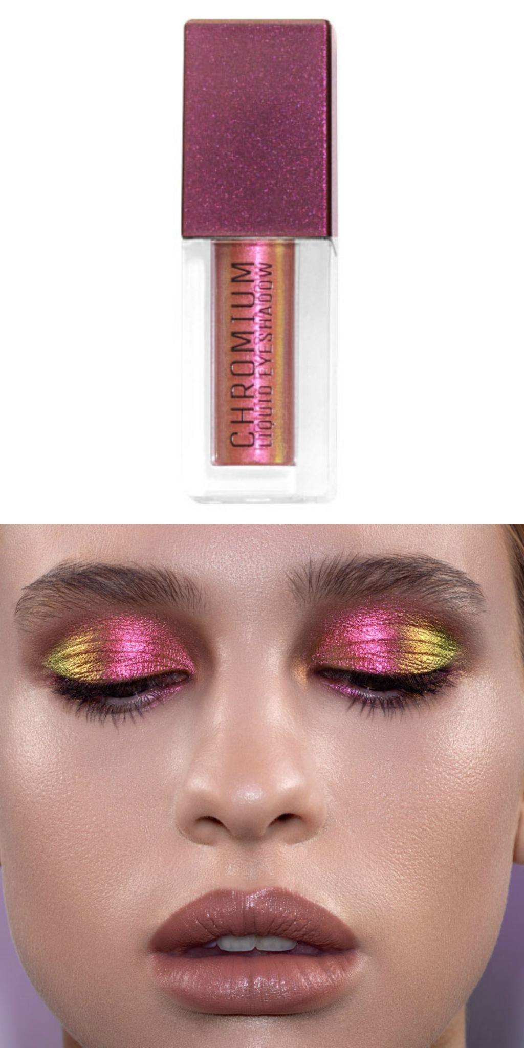 Natasha Denona Chromium Liquid Eyeshadow Dragonfly