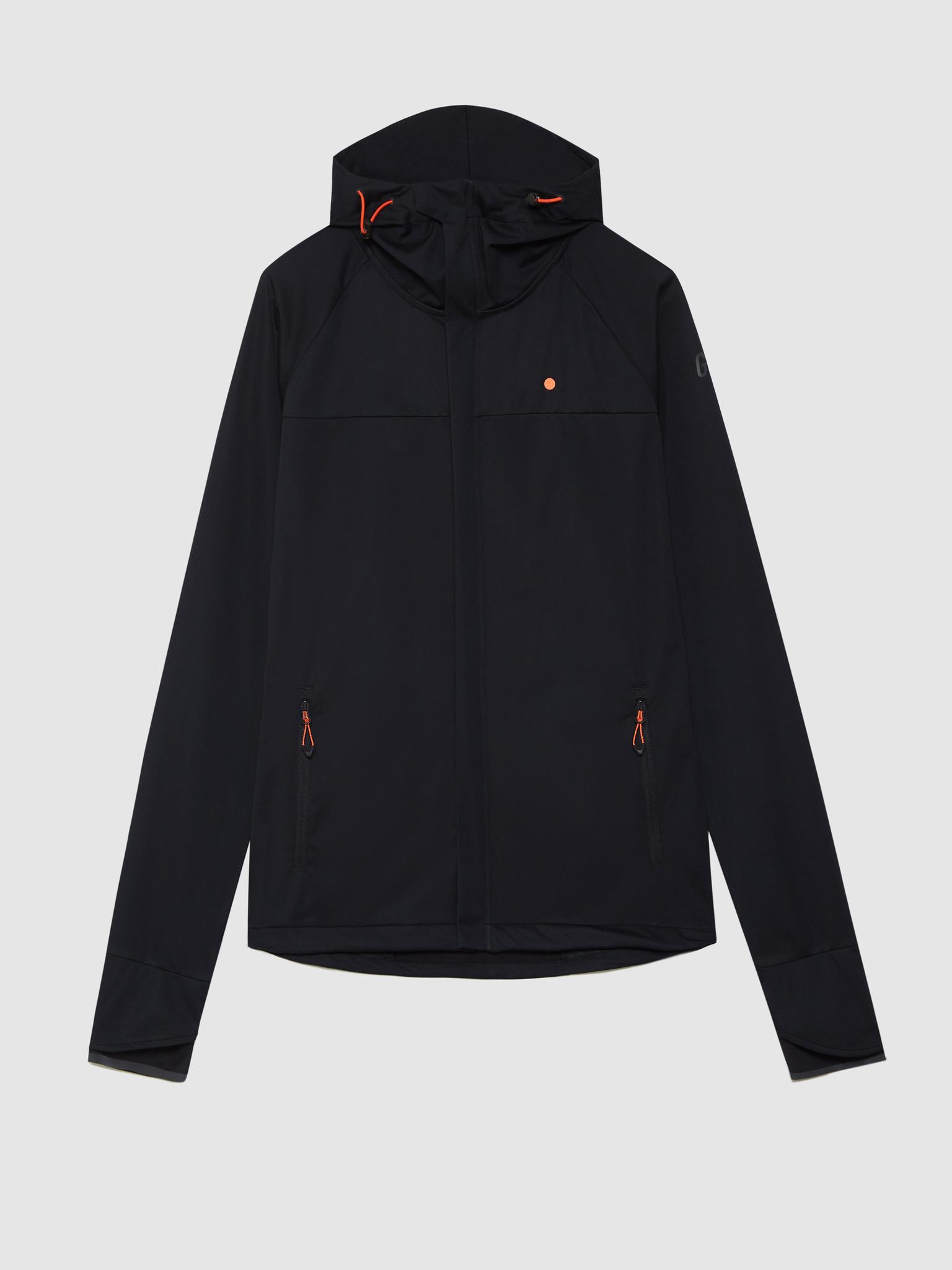 Куртка мужская Gri Темп чёрная