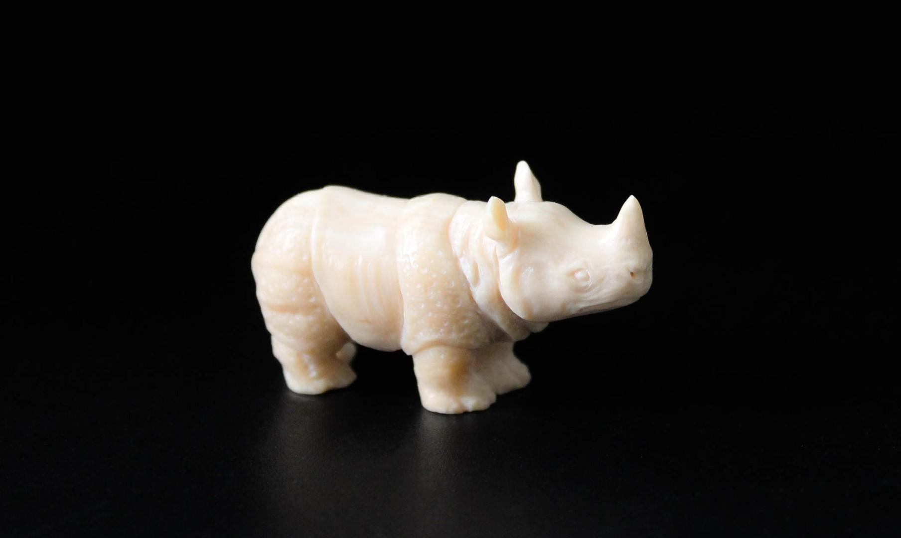 скульптура носорога купить
