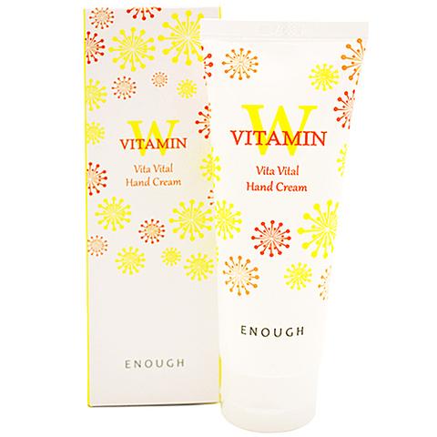 Крем для рук ТМ ENOUGH W Vitamin Vita Vital Hand Cream