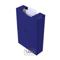 Органайзер для карт Uniq Card-File Taro - 30 mm (Синий)