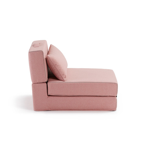 Пуф-кровать Arty розовый