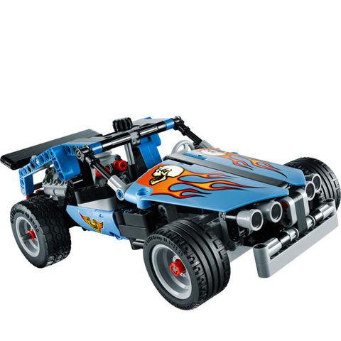 LEGO Technic: Гоночный автомобиль 42022 — Hot rod — Лего Техник