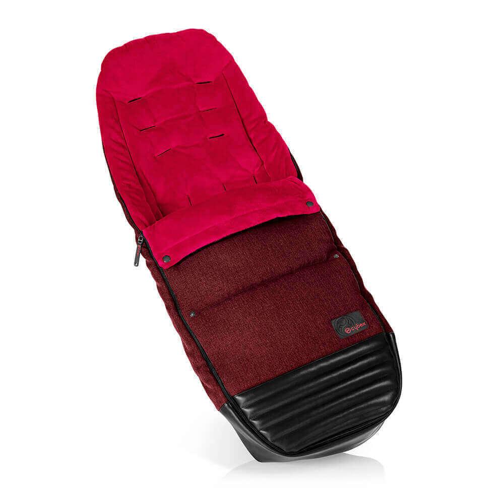 Конверт для коляски Cybex Теплый конверт в коляску Cybex Priam Footmuff Infra Red cybex-priam-footmuff-infra-red.jpg
